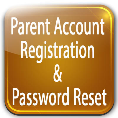 Parent Account Registration & Password Reset